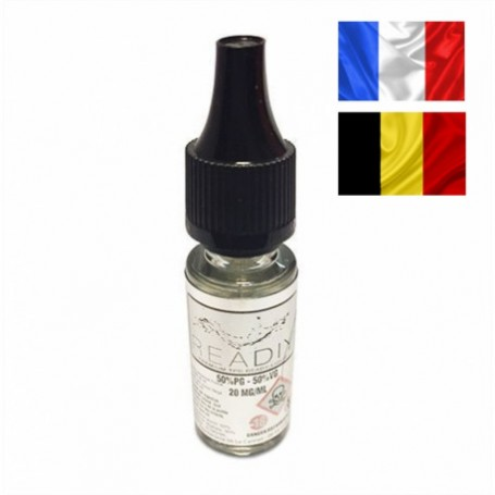 BOOSTER aux sels de nicotine - 20mg 50/50