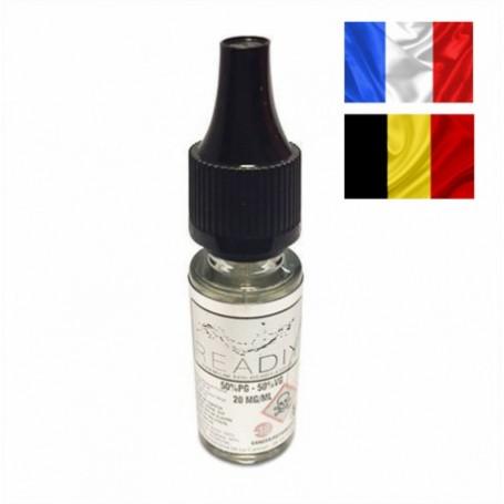 BOOSTER aux sels de nicotine - 20mg 50/50 - Sachet de 100 flacons